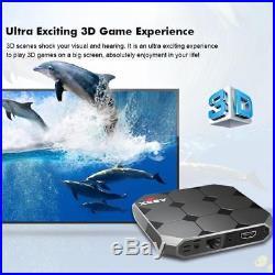 10X 2GB/16GB Amlogic S905W A95X R2 Android 7.1 TV Box Quad Core WiFi HD 4K S5K6