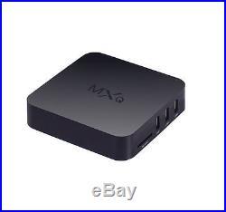 10X MXQ Android 4.4 Quad-Core WiFi Kodi 1080P Smart TV Box 8GB XBMC Fully Loaded