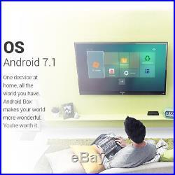10X TX3 mini Smart Android 7.1 TV Box S905W Quad Core 1GB 8GB WiFi HD Media U4D7