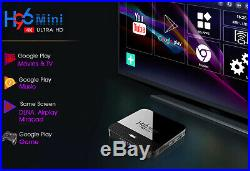 10pcs/lot dhl free H96Mini H8 RK3228A Android 9.0 Tv Box Quad core 2GB 16GB