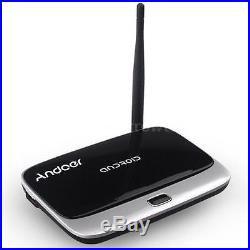 10x CS918 Android Smart TV Box Quad Core 2G/16G WiFi Fully Loaded Bluetooth DLNA