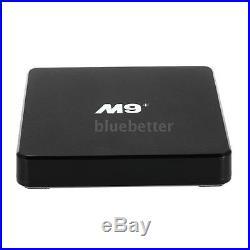10x M9+S905 Smart TV BOX Android5.1.1 Lollipop Quad Core KODI Box 4K Media Q3A3
