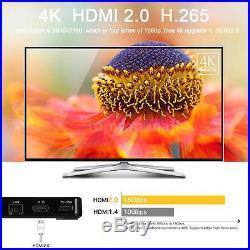 10x M9+ Smart TV Box Android5.1 S905 Quad Core 8GB KODI WIFI 4K Media Movie O0D0