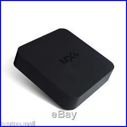 10x MXQ Android4.4 Quad-Core WiFi Kodi 1080P Smart TV Box XBMC Fully Loaded ET5J