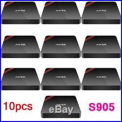 10x NEXBOX S905 4K Quad Core Android5.1 Smart TV Box XBMC KODI Fully Loaded R9U1