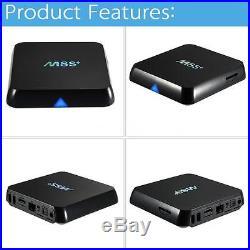10x S812 Quad-core M8S+Plus Smart Android 5.1 TV Set BOX 4K KODI H. 265 WIFI MO3H