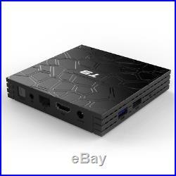 10x T9 4GB+32GB Android 8.1 TV BOX RK3328 Quad Core 4K WiFi 3D Media USB3.0 W3I0