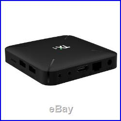 10x TX1 Android7.1 Quad Core Smart TV Box H. 265 HD WIFI 4K 3D Media Player P0Y5