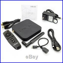 2016 MINIX NEO U1 4K TV Box S905 Quad-core 64 Bit Streaming Media Player+A2 Lite