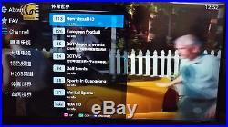2017 FUN TV FUN TV Box LiveUnblock Tech UTV HTV TVPAD Quad Core 8GB