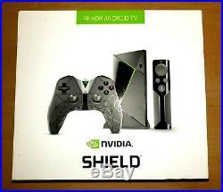 2017 Nvidia Shield Tv 4k Hdr Multi Media Android Gaming And Streaming Box