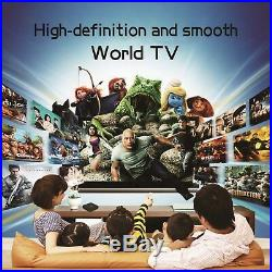 2018 Newest World TVBOX Brazilian Live channels Portuguese TV Box