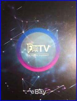 2019 FUN TV Box 3 Chinese/HK/TWithVietnam TV Live HD TVBOX 4K