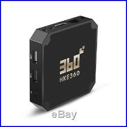 2019 HKE360 Pro Gen 3 TV BOX Chinese HK Asia Unblock IPTV TVPAD