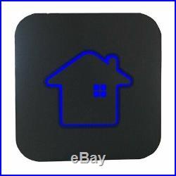 2019 HTV IPTV Portuguese Brazilian Streaming TV Box 4K WiFi Bluetooth