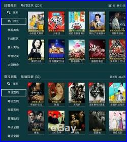 2019 IBOX Live TV Streaming Box Wifi 1080p H. 265 China/HK /TAIWAN HDTV FUNTV3 A3
