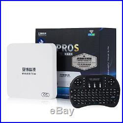2019 Unblock Tech Hope Overseas UProS I9 UBOX7 OS Gen7 TV Box