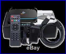 2020 4K Internet Media Player Arabic Receiver TV Box WiFi