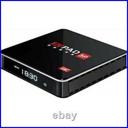 2020 BRAND NEW EVPAD 5P Voice Control AI Android TV Box (4+128GB) AI GLOBAL