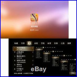 2020 HTV8 Chinese TV box HK/CHINA/TW Live IPTV