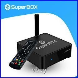 2020 SuperBox S1 Pro STREAM BOX & Android TV Box