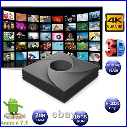 2021 Arabic TV Box Android Built-in Wi-Fi