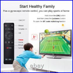 2021 H96 MAX RK3566 Voice Control TV Box Android 11 4GB RAM 32GB Support 1080p