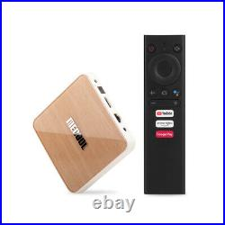 2021 MECOOL Newest Android TV 10 Box KM6 Deluxe Edition Powered by Amlogic S905X