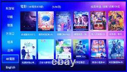 2021 New SoTV 8K Smart TV box 2+32GB Chinese EVPAD Unblock Tech