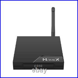 2021 Newest HomeX 2 TV BOX Well as HTV BOX A3 Chinese/HK/TW tv&movies