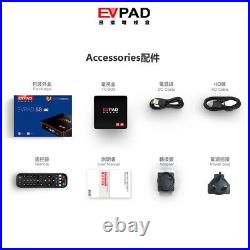 2021 Offer EVPAD5S Ai voice 2GB/ 16GB HK TV BOX TVPAD UK UK POST