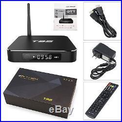 20PC 4K T95 Android 5.1 TV Box Amlogic S905 Quad Core 3D 1/8GB WIFI Media Player