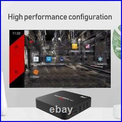 20XMXQ Super TV BOX 4K Quad-Core RK3328 1GB+8GB Android TV