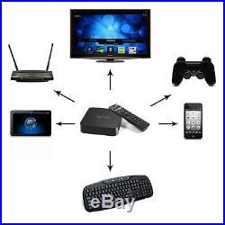 20pcs MXQ Quad Core 4K H. 265 XBMC KODI Smart Android TV Box HD Media Player WIFI