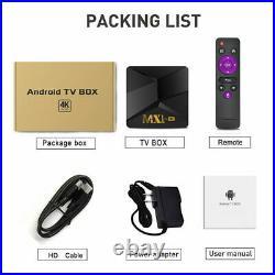 20pcs/lot dhl free MX1-SE RK3228A Android 9.0 TV Box 2G/16G 2.4G wifi Quad Core