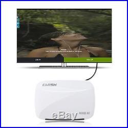 20x Android4.4 Smart TV BOX XBMC Full Loaded Quad Core 8GB WIFI 1080P Media H3K7