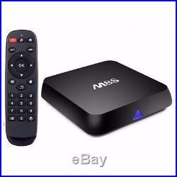 20x M8S Android4.4 TV BOX Sports Media Player XBMC Amlogic Quad Core 4K 2G/8G OU