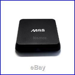 20x M8S Quad Core Android4.4 Smart TV BOX XBMC Kodi Fully Loaded Wifi 4K2K C2N4
