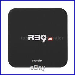 20x R39 RK3229 Quad Core Smart Android 6.0 TV BOX WiFi H. 265 Miracast UHD 4K 8G