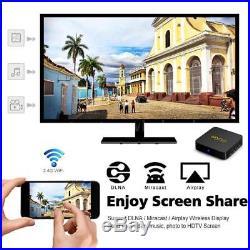 2x MX10 4GB+32GB Android 8.1 Smart TV BOX 64bit Quad Core HDR10 4K WiFi 3D Media
