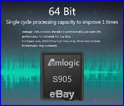 3/5/10 Pcs 4K Amlogic S905 2.0GHz Quad Core Android 5.1 Smart TV Box HDMI KODI16
