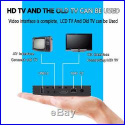 3X H96 Max 64GB 4GB Quad Core Android 7.1 Bluetooth Dual Wifi 1080p 3D 4K TV Box