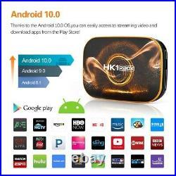 4K Pro Smart TV BOX Android 10.0 Quad Core 4K Smart 5G WIFI + Gift remote contro