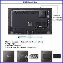 5 x X96 andriod tv box 1G 8G KO-DI Amlogic S905X Quad Core Android 6.0 +5X MOUSE