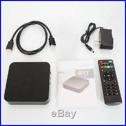5PCS Smart TV BOX S805 Android Quad Core 4K HD 1080P Media XBMC WIFI +5X MOUSE
