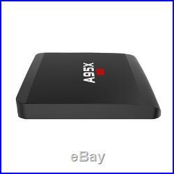 5Pcs A95X R1 Android 7.1 TV Box Quad Core 2GB 16GB WiFi Media Player Home E1H4O