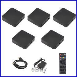 5X Amlogic S805 Android 4.4 Quad-Core WiFi 3D 1080P 1/8G Smart TV Box HDMI OY