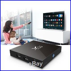 5pcs X96 1+8GB Smart Android 6.0 TV Box Streaming Media Player S905X Quad Core