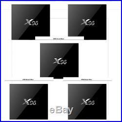 5pcs andriod tv box X96 1G 8G Amlogic S905X Quad Core Android 6.0 TV Box