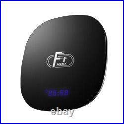 5pcs/lot dhl free A95X F1 Android 8.1 TV Box 1G/8G 2G/16G S905W Quad Core